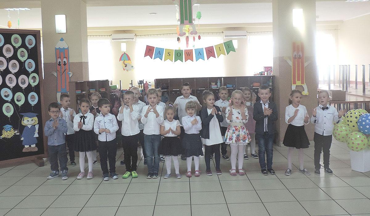 świba Pasowanie Na Przedszkolaka Tygodnik Kępiński